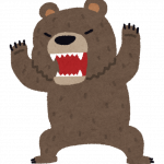 熊も出た 東区札幌 河川敷